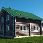 Фото-отчет: Дом 10 на 10, Московская область