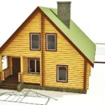 8×9 > Проект дома — 141м²