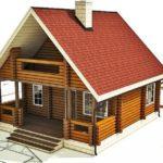 6×7 > Проект дома — 100м²