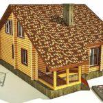 8.5×8.5>Проект дома 146м²
