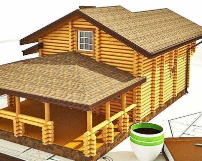 8×7>Проект дома 135м²