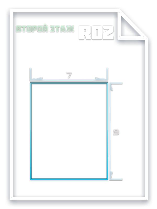 7x9 > Проект дома - 126м²