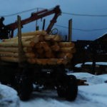 Этапы подготовки деревянного сруба для строительства домов