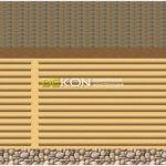 Проект бани 4 х 5 > 18 м² | DK-18